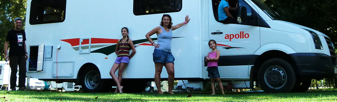 importance renting an RV