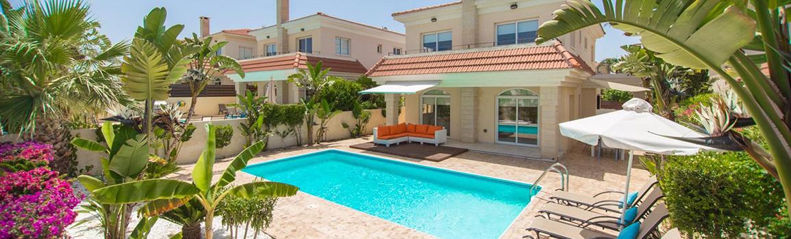 Villas in Protaras