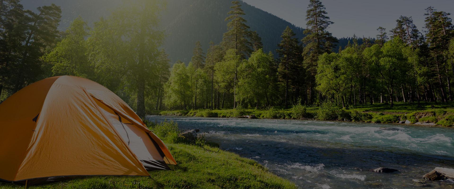luxury campsites